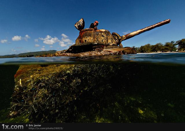 Stranded Tank