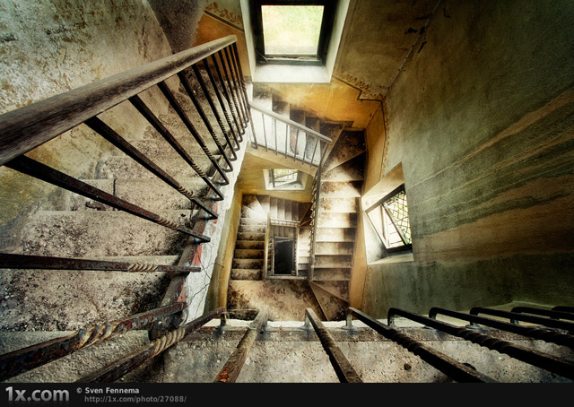 the forgotten staircase
